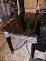 Glass Top Table in Tacoma, Washington