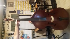 palatino vb-oo4 3/4 upright bass in Camp Lejeune, North Carolina