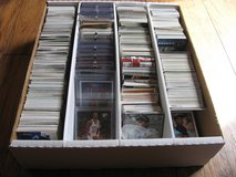 box of cards in Vacaville, California