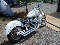 2002 INDIAN SCOUT MOTORCYCLE in Alamogordo, New Mexico