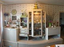 Wall Unit/ china cabinet/ pantry/ entertainment system/ bar in Fairfax, Virginia