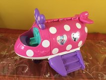 Fisher-Price Minnie Mouse Polka Dot Jet in Morris, Illinois