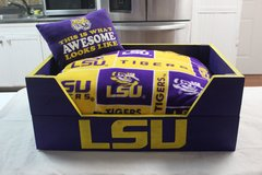 LSU medium sized dog or cat bed in Keesler AFB, Mississippi