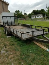 6x16 utility trailer in Fort Campbell, Kentucky