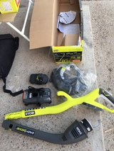 ryobi one lithium grass and weed trimmer in Barstow, California