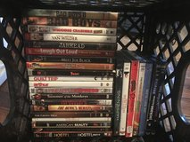 Lot of 47 DVDs in Fort Campbell, Kentucky