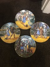 Wizard of Oz plates 2nd edition in Lockport, Illinois