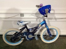 "16"" Huffy Cinderella Girl Bike in Fort Campbell, Kentucky"