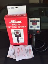 Digital Battery Tester in Chicago, Illinois