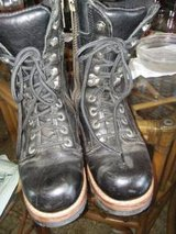 Cool Harley Davidson Leather Boots in Las Cruces, New Mexico