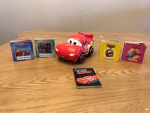 cars stuffed toy and baby board books in Fort Bliss, Texas
