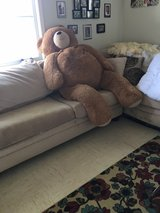 GIANT TEDDY BEAR in Fort Campbell, Kentucky