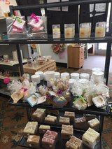 old barn soap bath bombs and handcrafted soaps $4 each in Fort Bragg, North Carolina