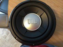 "JBL 10"" speaker in Camp Lejeune, North Carolina"