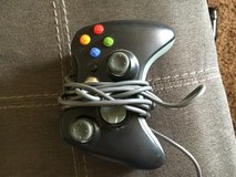 Black and grey Xbox controller in Fort Campbell, Kentucky