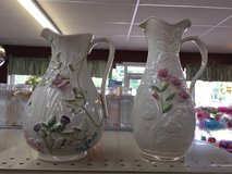 belleek pitchers $40 each in Fort Bragg, North Carolina