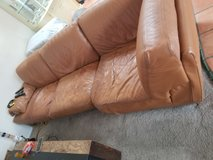 Leather couch - sectional in San Diego, California
