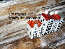 SDM Projects - all areas of Property Maintenance and Refurbishment in Lakenheath, UK