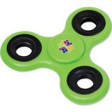 150 Solid Color Fidget Spinner - Full Color - Custom Branded Stress Relievers in Pearland, Texas