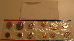 Uncirculated Mint Set 1972 in Fort Campbell, Kentucky