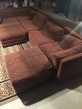 6 Piece Section Sofa w/Pullout Bed in Tinley Park, Illinois