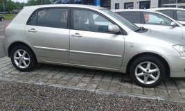 Toyota corolla diesel  automatic one owner brand new inspection in Hohenfels, Germany