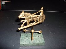 Brass/Mable Weather Vane in Warner Robins, Georgia