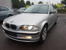 2001 Automatic Steptronic BMW 320i 6 cylinder *74000 MILS ONLY * New Inspection*Many option in Spangdahlem, Germany