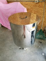 Stainless steal hopper in Camp Lejeune, North Carolina