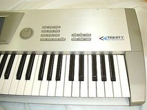 Professional Korg Trinity 61 touch screen keyboard in Fort Lee, Virginia