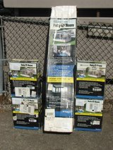 Dometic A&E Patty O' Room Starter Kit / 22' of front panels Std NEW in Lockport, Illinois
