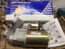 ACDelco Starter/ 93 GMC Sonoma/Like New in Travis AFB, California