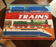 Pop-Up Train Book in Joliet, Illinois