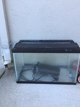 10 gallon fish tank in Travis AFB, California