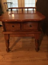 Refinish project end table in Kingwood, Texas