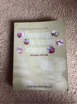 Pharmacology for Veterinary Technicians in Travis AFB, California