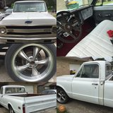 1972 Chevy C10 LWB in League City, Texas