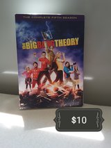 Big Bang Theory Season 5 in Okinawa, Japan