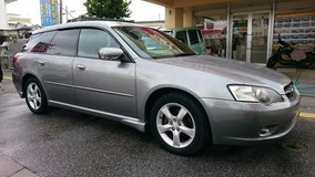 $3500 '06 SUBARU LEGACY WAGON B SPORTS WITH NEW JCI AND 1 YR WARRANTY!! in Okinawa, Japan