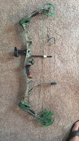 Fred Bear compound  bow in Camp Lejeune, North Carolina