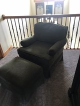 chair and ottoman in Sugar Grove, Illinois