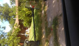 Portable Basketball goal in Lawton, Oklahoma