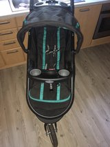 GRACO fast action fold jogging stroller in Ramstein, Germany