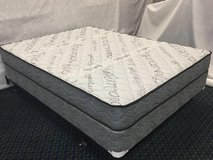 Great Quality And Affordable Mattresses For Sale - Full Size Set Mattress And Boxspring in Providence, Rhode Island
