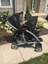 Graco Double Stroller in Naperville, Illinois