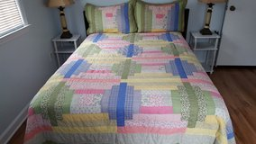 Quilt with Shams - Full Size in Cherry Point, North Carolina