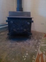 Fisher Wood Burning Stove in Yucca Valley, California
