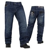 ICON STRONGARM 2 ENFORCER DENIM RIDING PANTS -SIZE 30X30 - NEW! in Stuttgart, GE