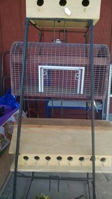 cages for your small pets or poultry in Leesville, Louisiana