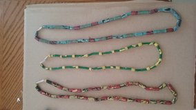 Hand crafted bead necklaces in Yucca Valley, California